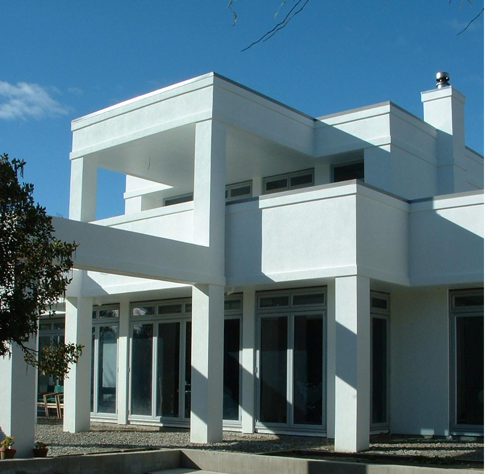 Supercrete Panel House